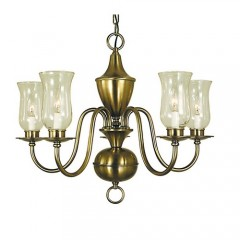 Flamburg 2545 SP Satin Pewter Jamestown