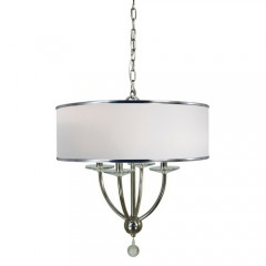 Flamburg 4992 SP Satin Pewter Glamour
