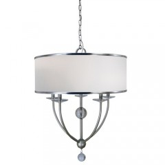 Flamburg 4994 SP Satin Pewter Glamour