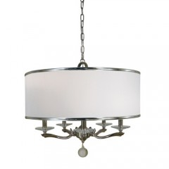 Flamburg 4996 SP Satin Pewter Glamour