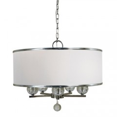 Flamburg 4998 SP Satin Pewter Glamour
