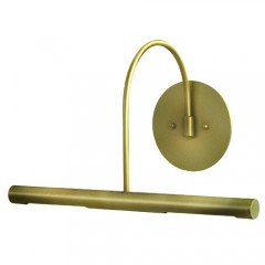 House of Troy DXL14-71 Antique Brass with Polished Brass Accents