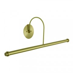 House of Troy DXLEDZ30-51 Antique Brass with Polished Brass Accents