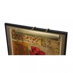 House of Troy TLEDZ36-71 Satin Brass
