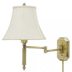 House of Troy WS-706-AB Satin Brass