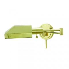 House of Troy WS12-61-J Satin Brass