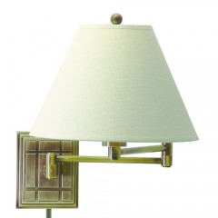 House of Troy WS750-AB Satin Brass