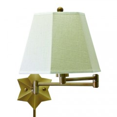 House of Troy WS751-AB Satin Brass