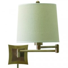 House of Troy WS752-AB Satin Brass