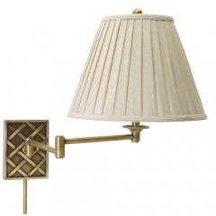 House of Troy WS760-AB Satin Brass
