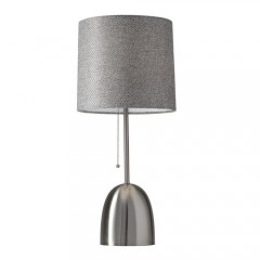 Adesso 1500-22 Brushed Steel Lola