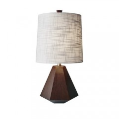 Adesso 1508-15 Walnut Birch Wood Grayson