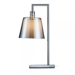 Adesso 1513-22 Brushed Steel Prescott