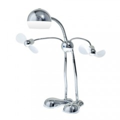 Adesso 3279-22 Chrome Wally