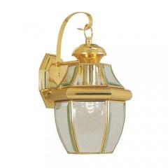 Livex 2151-02 Polished Brass Monterey