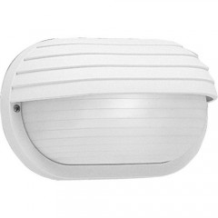 Progress Lighting P5706-30 White Polycarbonate Outdoor