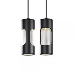 KUZCO 420011BK-LED Black Modern