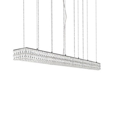 KUZCO LP78270 (4000K) Platinum Contemporary