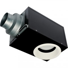 Panasonic FV-08VRE1  WhisperRecessed LED - (LED Lamp included)