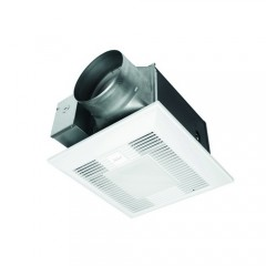 Panasonic FV-11-15VKL1  WhisperGreen Select™ Fan/LED Light with DC Motor (LED lamps included)