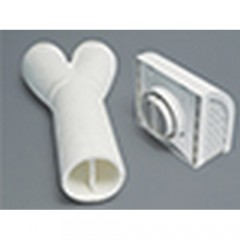 Panasonic FV-WC04VE1  WhisperComfort Wall Cap