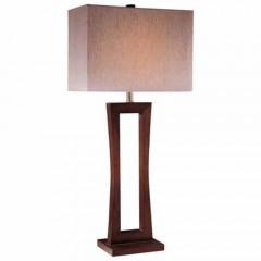 Minka Lavery 10710-625 METROPOLITAN CHERRY Table Lamps