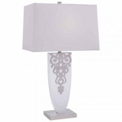 Minka Lavery 12421-0 BRUSHED NICKEL Table Lamps