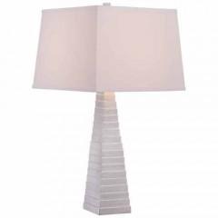 Minka Lavery 12423-0 SILVER LEAF Table Lamps