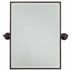 Minka Lavery 1440-267 DARK BRUSHED BRONZE (PLATED) Mirror