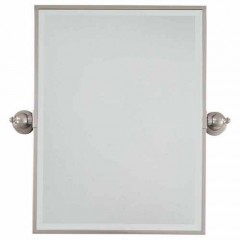 Minka Lavery 1440-84 BRUSHED NICKEL Mirror
