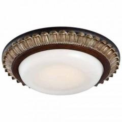 Minka Lavery 2808-126-L BELCARO WALNUT LED Trims