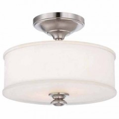 Minka Lavery 4172-84 BRUSHED NICKEL HARBOUR POINT