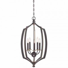 Minka Lavery 4373-579 DOWNTON BRONZE WITH GOLD HIGHLIGHTS MIDDLETOWN