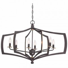Minka Lavery 4376-579 DOWNTON BRONZE WITH GOLD HIGHLIGHTS MIDDLETOWN