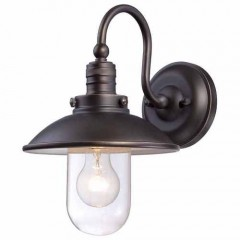 Minka Lavery 71163-143C OIL RUBBED BRONZE W/ GOLD HIGHLIGHTS DOWNTOWN EDISON