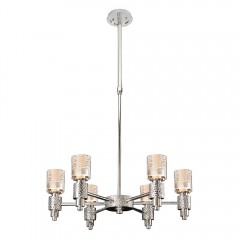 Chandeliers With Glass Shades