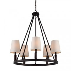 Murray Feiss F29225ORB Oil Rubbed Bronze Lismore
