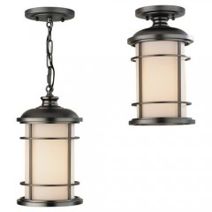 Murray Feiss OL2209BB Burnished Bronze Lighthouse