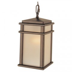 Murray Feiss OL3411CB-LED Corinthian Bronze Mision Lodge