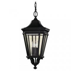Murray Feiss OL5411BK-LED Black Cotswold Lane