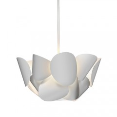 Sonneman 2645.03 Satin White Architectural