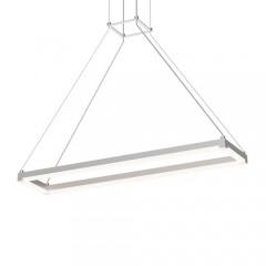 Sonneman 2788.16 Bright Satin Aluminum Architectural