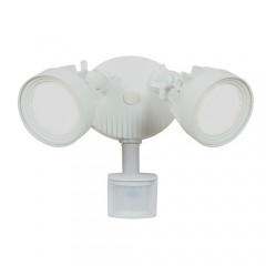 Access 20785LED-WH White Guardian