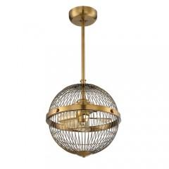 Savoy House 17-339-FD-322 Warm Brass Fan D