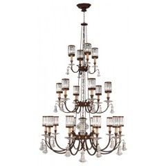 Iron Works Chandeliers